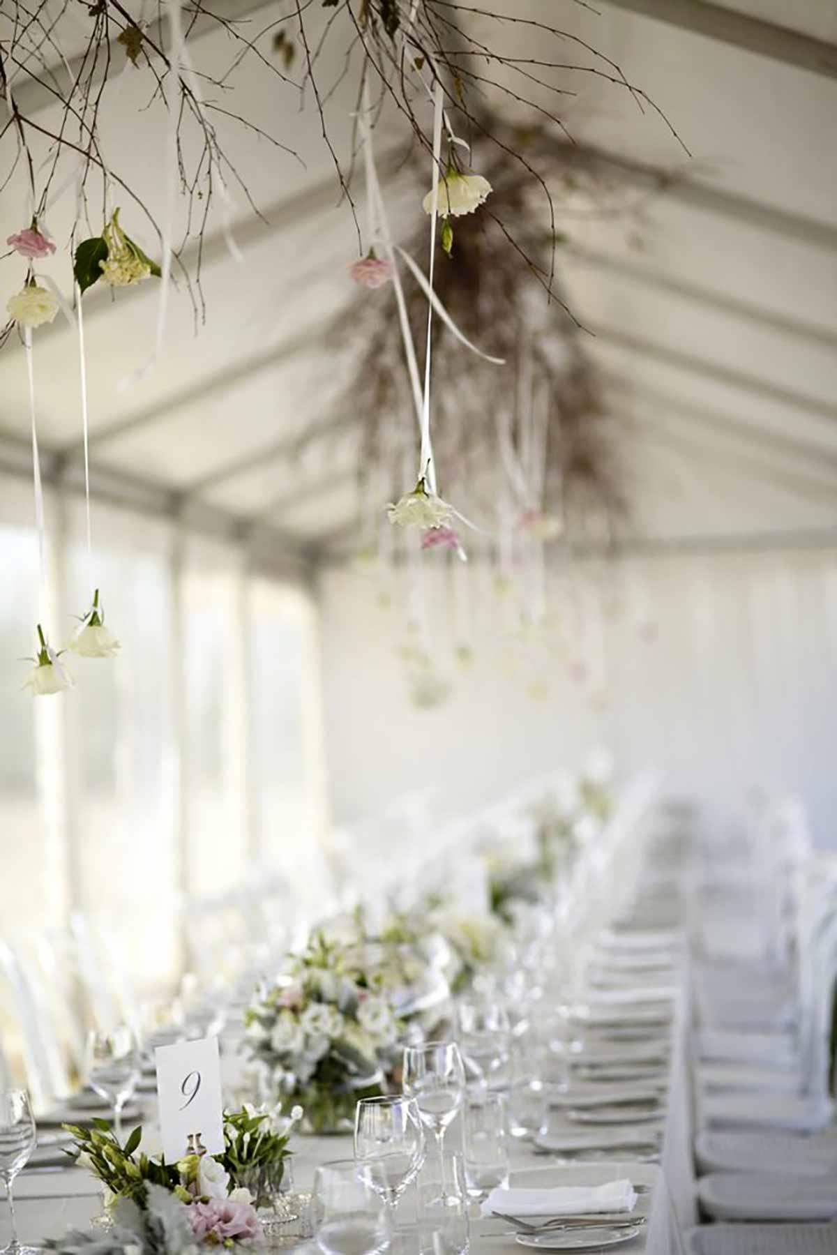brudeparret i skoven