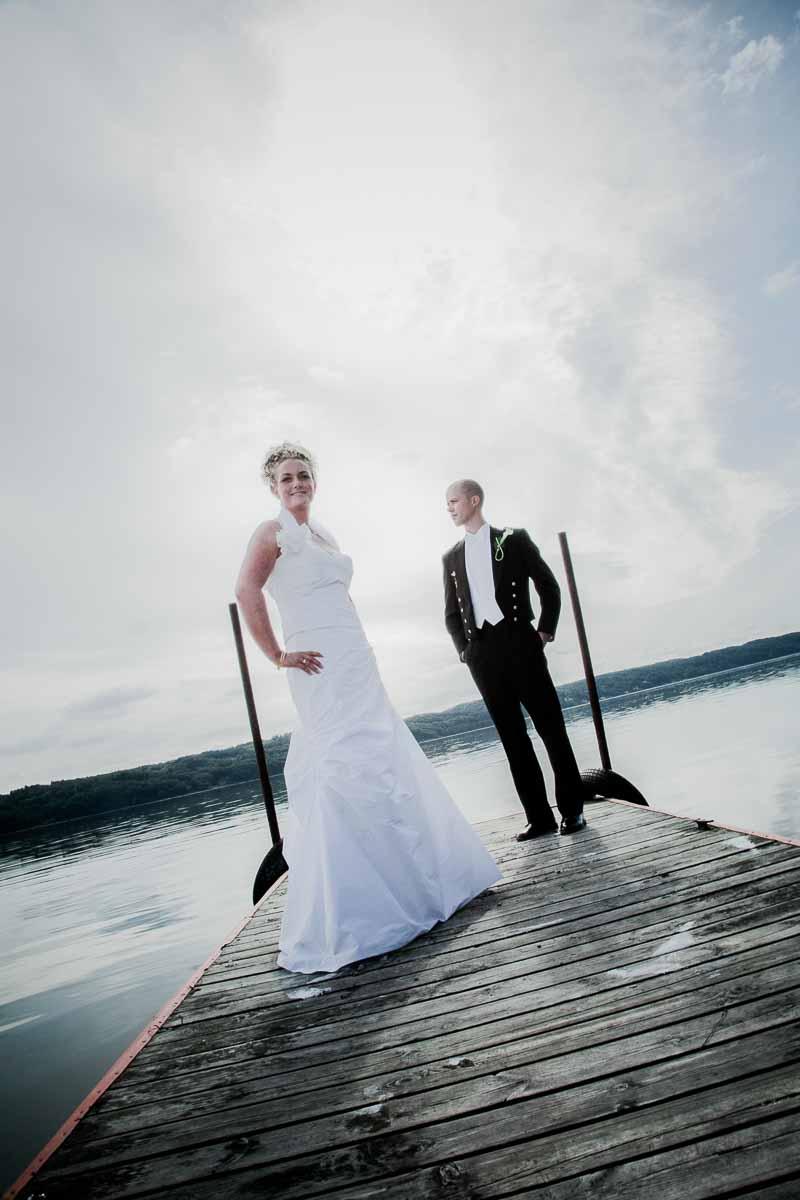 DIY bryllup i en spejderhytte