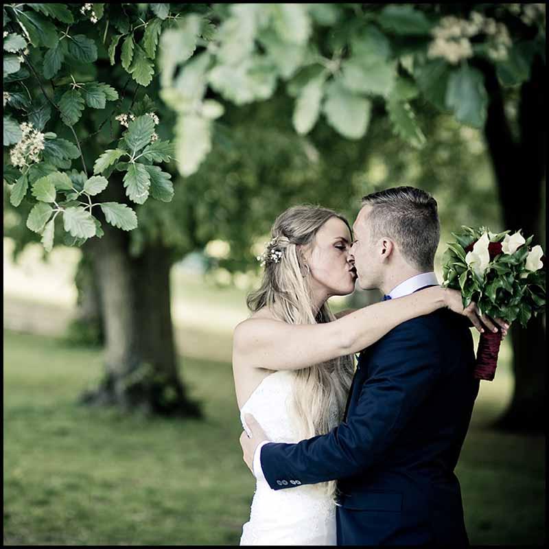 Skanderborg bryllupsfoto