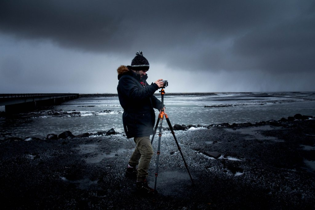 fotografen paa opgave