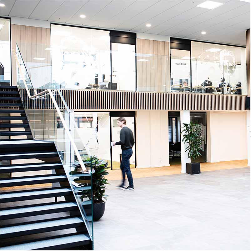 interiør og bygninger i Århus