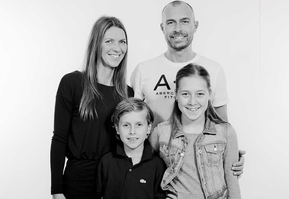 Familiefotos i Århus
