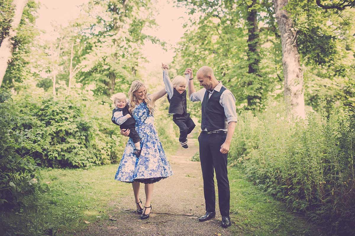 Jeg er familiefotograf og børnefotograf