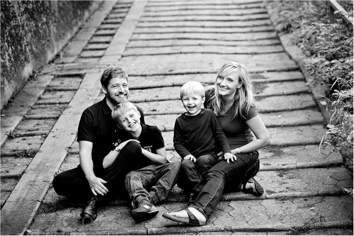 familiefoto i Aarhus