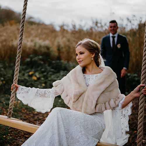 fotograf bryllup djursland